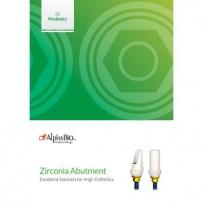 Cirkonske nadogradnje- katalog